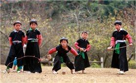 Tu lu - trò chơi dân gian của dân tộc Mông