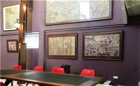 Ra mắt không gian nghệ thuật tranh giấy dó