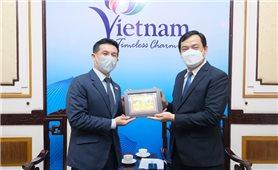 Ẩm thực là nét độc đáo của du lịch Việt Nam