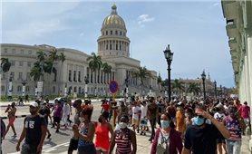 Cảnh giác với thủ đoạn lợi dụng biểu tình tại Cuba để kích động chống phá