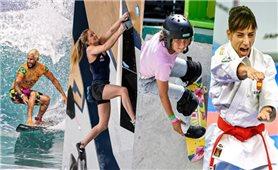 Những môn thể thao mới mẻ tại Olympic Tokyo 2020