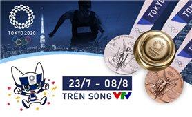 Đài Truyền hình Việt Nam chính thức sở hữu bản quyền phát sóng Thế vận hội Olympic Tokyo 2020