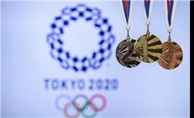 Bảng tổng sắp huy chương Olympic Tokyo 2020 ngày 25/7