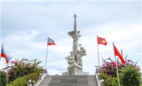 Có một Tượng đài tri ân những người lính Việt - Nga