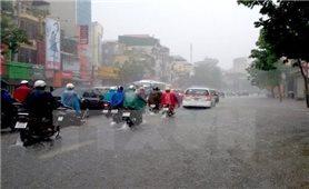 Dự báo thời tiết ngày 28/7: Bắc Bộ có mưa rào và dông