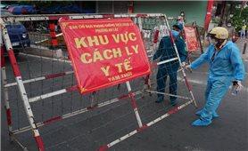 TP. Hồ Chí Minh: Dừng phong tỏa 12/12 phường của TP. Thủ Đức