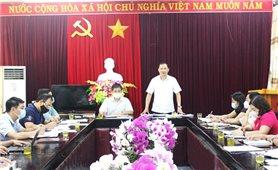 Lạng Sơn: Kiểm tra thực hiện nhiệm vụ tại Ban Dân tộc tỉnh