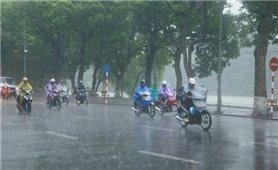 Thời tiết ngày 22/7: Áp thấp nhiệt đới gây mưa lớn ở Bắc Bộ