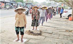 Bình Thuận hỗ trợ mỗi hộ nghèo 1.000.000 đồng