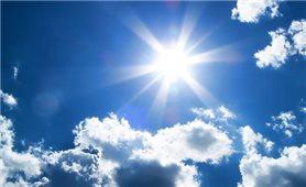 Dự báo thời tiết ngày 9/8: Bắc Bộ có mưa rào, Trung Bộ nắng nóng gay gắt