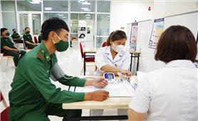 Các tỉnh Tây Bắc tập trung tiêm vắc xin phòng Covid-19 cho người dân