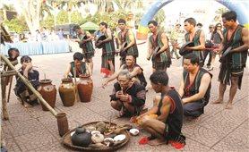 Đồng bào Mnông giữ gìn nghi lễ tôn vinh hạt thóc