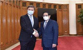 Ba Lan tặng và nhượng lại cho Việt Nam hơn 3,5 triệu liều vaccine phòng Covid-19