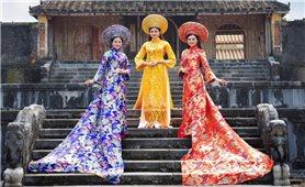 Thành phố Huế sẽ trở thành Kinh đô áo dài