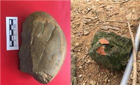 Phát hiện di tích khảo cổ học tiền sử tại ở TP. Yên Bái