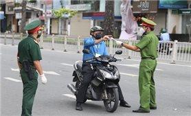 TP. Hồ Chí Minh: Từ 0h ngày 25/8 giấy đi đường phải do Cơ quan Công an cấp