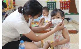 Quy định mới về cách ly phòng, chống dịch COVID-19 đối với trẻ em