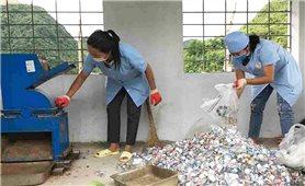 Sìn Hồ (Lai Châu): Biến chất thải rắn thành cát
