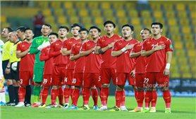 Đội tuyển Trung Quốc gặp đội tuyển Việt Nam tại UAE vào ngày 7/10