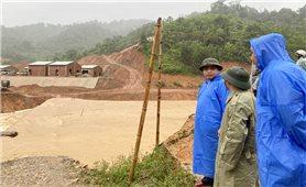 Phước Sơn (Quảng Nam): Trôi ngầm tràn, cô lập 76 hộ dân Gié Triêng