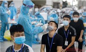 Công điện của Bộ Y tế về hướng dẫn xét nghiệm và một số biện pháp phòng, chống dịch COVID-19 khi thực hiện giãn cách xã hội