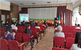 Khai giảng lớp dạy tiếng mẹ đẻ cho con em người Việt Nam tại Hà Lan và Ukraine