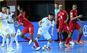 Truyền thông quốc tế ấn tượng với chiến thắng của đội tuyển Futsal Việt Nam