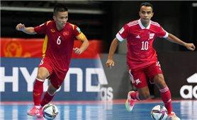 Đội tuyển futsal Việt Nam và thách thức trước Á quân World Cup 2016