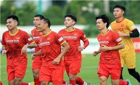 Đội tuyển Việt Nam gặp đội tuyển Trung Quốc lúc nửa đêm trên sân trung lập