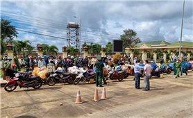 Hơn 120 người dân tộc Mông đang được tỉnh Đắk Nông tìm cách hỗ trợ về quê