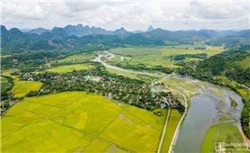 Mùa Thu lên với bản làng Con Cuông