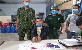 Triệt xóa tụ điểm bán lẻ ma túy ở khu vực biên giới tỉnh Quảng Trị