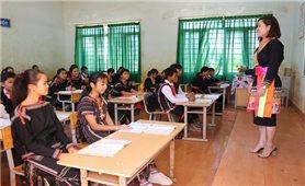 Phát triển bền vững giáo dục và đào tạo vùng đồng bào DTTS