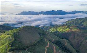 Núi Chư Hreng - Điểm đến hấp dẫn của giới trẻ Kon Tum