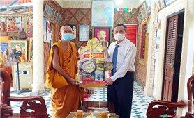 Đồng bào Khmer đón Sen Dolta ấm áp trong vòng tay cộng đồng