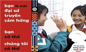 Chiến dịch truyền thông của UNESCO hướng tới trẻ em gái