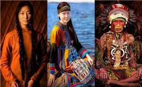 Vẻ đẹp của người dân các dân tộc có nguy cơ tuyệt chủng trên thế giới