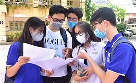 Bộ GD&ĐT thông tin về phương án thi tốt nghiệp THPT năm 2022