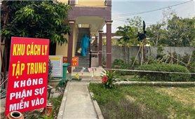 Giáo hội Phật giáo Việt Nam đề nghị các chùa đủ điều kiện làm điểm cách ly, phòng chống dịch