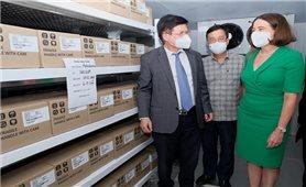 Thủ tướng gửi thư cảm ơn Australia đã hỗ trợ vaccine và thiết bị y tế
