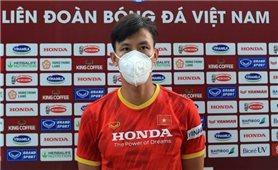 Quế Ngọc Hải kêu gọi CĐV ủng hộ đội tuyển Việt Nam