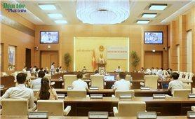 Hội Đồng Dân tộc của Quốc hội họp Phiên toàn thể lần thứ 2