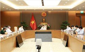 Việt Nam sẽ chủ động được vaccine, thuốc, sinh phẩm để chuyển sang trạng thái bình thường mới