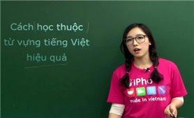 Bộ GD&ĐT ban hành Quy chế thi đánh giá năng lực tiếng Việt