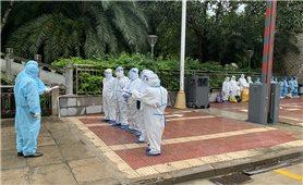 Đồn Biên phòng Cửa khẩu Quốc tế Thanh Thủy tiếp nhận 13 công dân do Trung Quốc trao trả