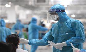 Ngày 15/10: Việt Nam có 3.797 ca mắc COVID-19 và 918 ca khỏi bệnh