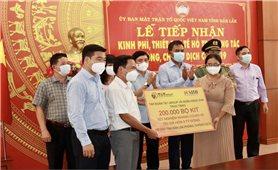 Tổng Thư ký Quốc hội vận động hỗ trợ 200.000 bộ kit test Covid-19 cho tỉnh Đắk Lắk