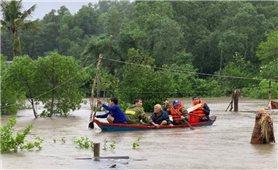 Chủ động các biện pháp ứng phó mưa lũ tại khu vực Trung Bộ và Tây Nguyên