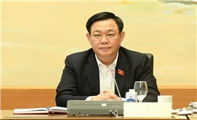 Chủ tịch Quốc hội Vương Đình Huệ: Cử tri và Nhân dân mong đợi các quyết sách của Quốc hội