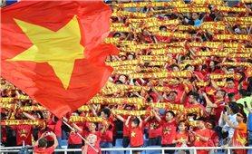12.000 khán giả sẽ được vào sân Mỹ Đình cổ vũ đội tuyển Việt Nam